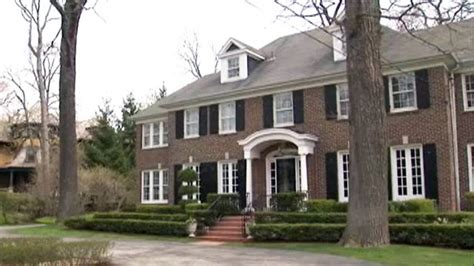 'home Alone' House Up For Sale Video  Abc News