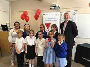 Ruby Changemaker award for Croyland Primary School   The ...
