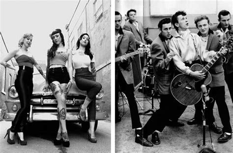 LA MODA DEGLI ANNI'50: IL ROCKABILLY