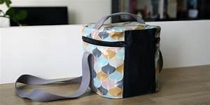 Lunch Bag Isotherme : mon lunch bag isotherme tuto couture addicted ~ Teatrodelosmanantiales.com Idées de Décoration