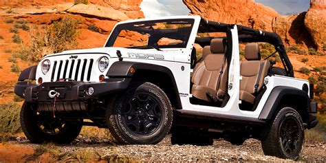 black jeep wrangler unlimited top off best jeep wranglers you can only find used