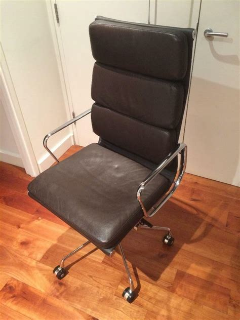 Office Chairs Gumtree by Replica Eames Ea219 Office Chair In West Hstead