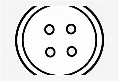 Button Outline Clipart Cliparts Circle Transparent