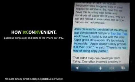 how to copy and paste on iphone 5 webapp workaround for iphone copy paste cult of mac How T