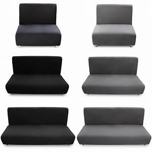 Sofa Husse Grau : 1 3 sitzer sofahusse sofabezug sesselbezug sessel berwurf sofa husse m belschutz ebay ~ Watch28wear.com Haus und Dekorationen