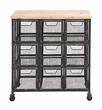 storage with baskets Farmhouse Style Storage: 25 bins, buckets & baskets to love