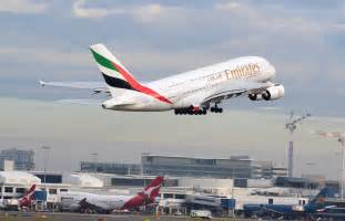 A380 Shower by Emirates Launches A380 Daily Service To Dallas