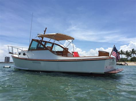 Free Lobster Boats by 2003 Northern Bay Downeast Lobster Boat Power Boat For