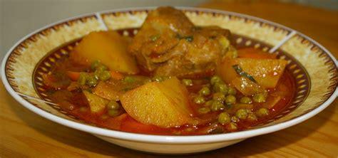 cuisine algerienne tajine de petits pois petits pois à la tunisienne