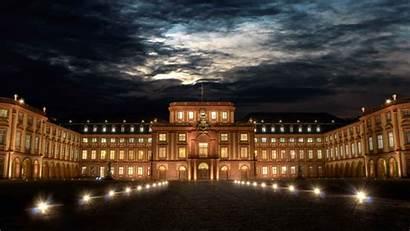 University Night Mannheim Wallpapers Lights Students Wallpapersafari