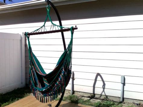 Hammock Chair Stand Diy by 62 Best Images About Hammock Chairs On Diy