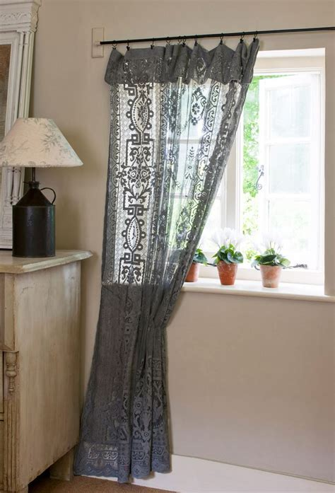 best 25 white lace curtains ideas on lace