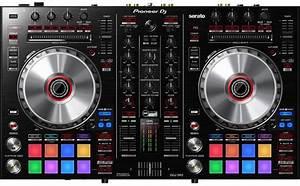 Pioneer DJ DDJ-SR2 Professional DJ Controller, New  Dj