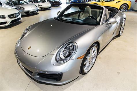 Need 2017 porsche 911 information? Used 2017 Porsche 911 Carrera S For Sale ($92,900) | Marino Performance Motors Stock #154428