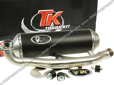 pot d 233 chappement turbo kit tk maxi scooter suzuki burgman 125 et 150cc www rrd preparation