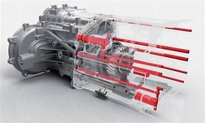 The Automated Manual Transmission For The Lamborghini