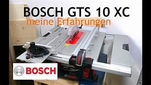 Bosch Professional Tischkreissäge : bosch professional tischkreiss ge gts 10 xc 2100 watt s geblatt 254 mm s geblattbohr 30 ~ Eleganceandgraceweddings.com Haus und Dekorationen