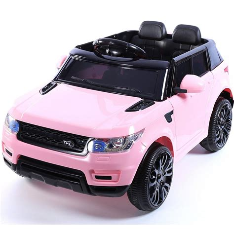 Cars With The Range by Mini Range Rover Hse Sport Pink