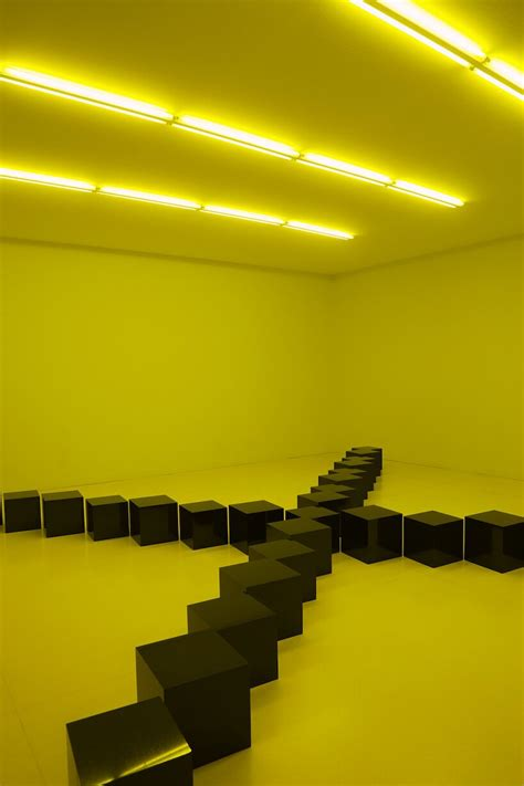 virtually tour bruce nauman's exhibition at tate modern in ...