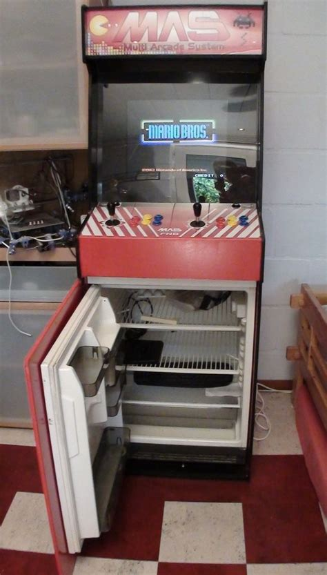 diy arcade cabinet 10 diy arcade projects that you ll want to make make