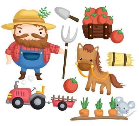 Agricoltore E Cavallo em 2020 Clip art Cavalo Agricultor
