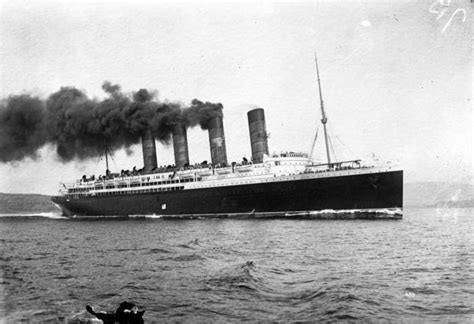 Where In Ireland Did The Lusitania Sink by In Chicago Lusitania Disaster Became A Local Story