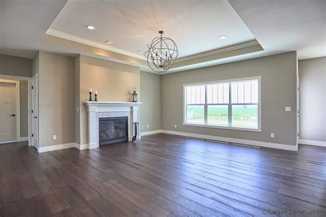 Raised Tray Ceiling by Sycamore Portfolio Nelson Builders