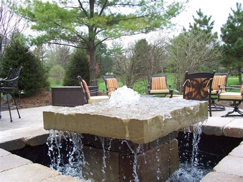 Functions And Types Of Backyard Water Fountain Fountain