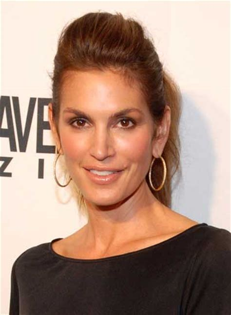 Cindy Crawford Hairstyles   Wallpaper #2 of 4