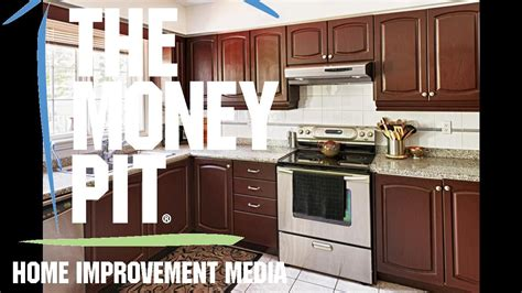 kitchen cabinet episodes the money pit 4 signs of great kitchen cabinets episode 2490
