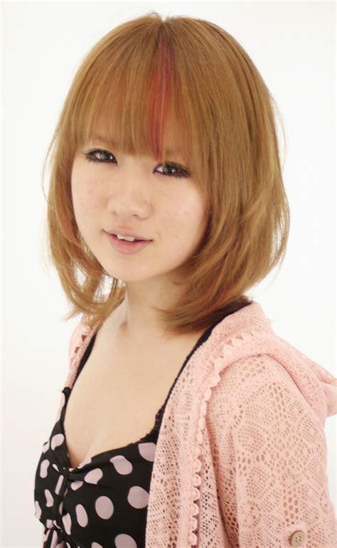 japanese hairstyles  women