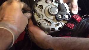 1968 Mercury Cougar Xr7 302 Rebuild Video  8  U0026quot Alternator Removal U0026quot