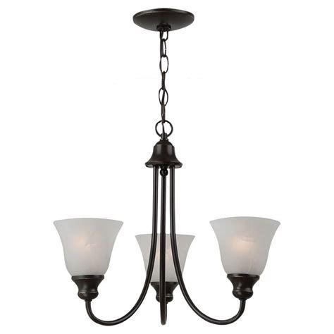 sea gull lighting chandelier sea gull lighting windgate 3 light heirloom bronze single