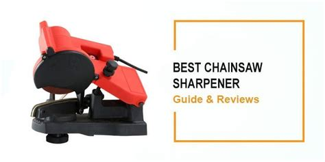 chainsaw sharpener guide  reviews