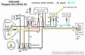 Kromag Moped Wiring Diagram