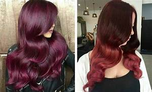 Mahagoni Rot Haarfarbe : mahagoni haarfarbe auf schwarz mittellange haare ~ Frokenaadalensverden.com Haus und Dekorationen