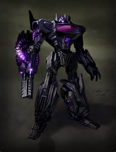 Transformers War for Cybertron Shockwave