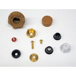 Rk Plumbing by Woodford Rk 17mh Repair Kit For Model 17 Wall Faucets