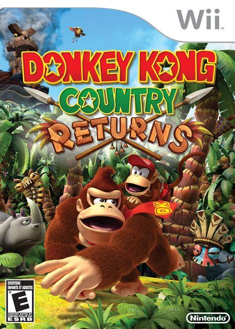 Donkey Kong Country Returns My Nintendo News