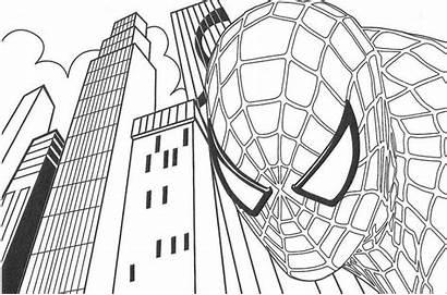 Mewarnai Spiderman Gambar Mewarna Coloring Ultraman Homecoming
