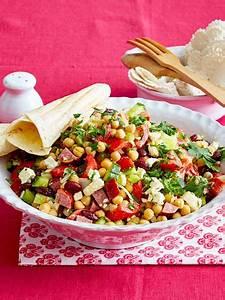 Essen Für 8 Personen : kichererbsen bohnen salat rezept party food und drinks pinterest salat salat rezepte und ~ Eleganceandgraceweddings.com Haus und Dekorationen