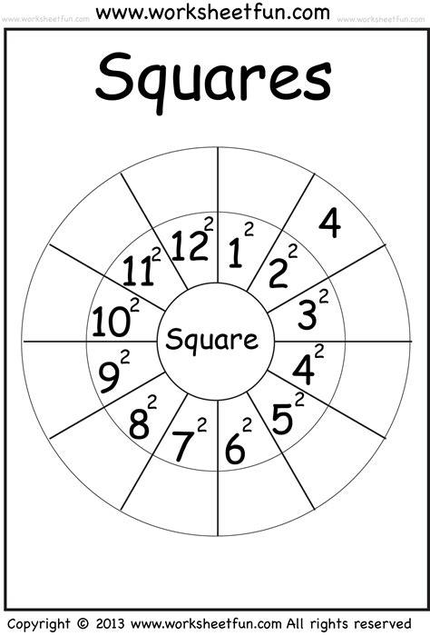 squares 1 12 worksheet free printable worksheets