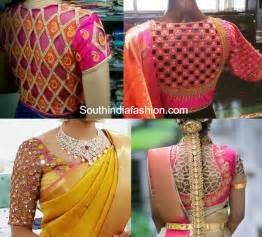south indian bridal hair accessories online cut work blouse designs for silk sarees south india fashion