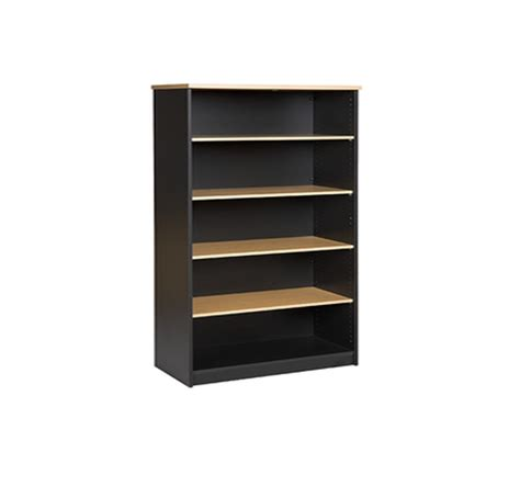 Buy A Alpha Bookcase  Office Storage Delivery Direct