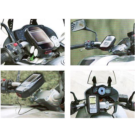support moto pour pda smartphone lecteur mp3 et gps maison fut 233 e
