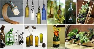 DIY Awesome Bottle Crafts That Will Beautify Your Home