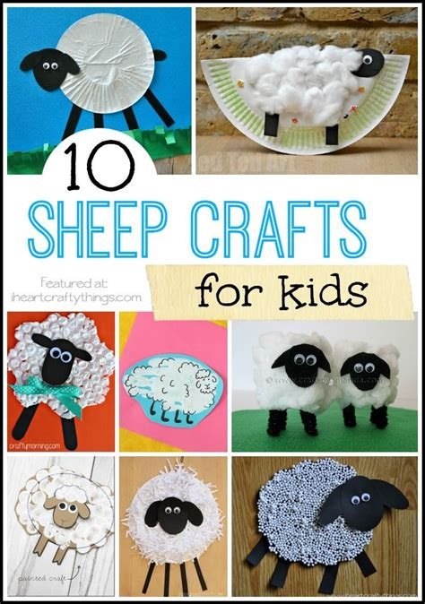 10 sheep crafts for i crafty things 328 | 34f72e685803ce89476664b8ad489eef