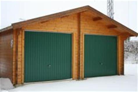 schallschutzmatten für wände doppelgarage aus holz mit gr 195 188 nen schwingtore 2 stck mit spitzdach w 195 164 nde aus massivholz incl