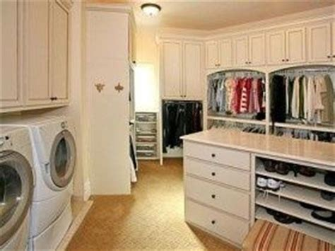 1000 ideas about closet laundry rooms on
