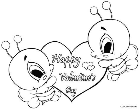 valentines day coloring page printable coloring pages for cool2bkids